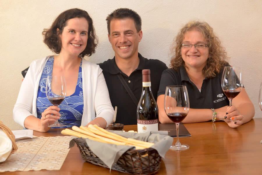 Montaribaldi Winery Piedmont Wine Tasting