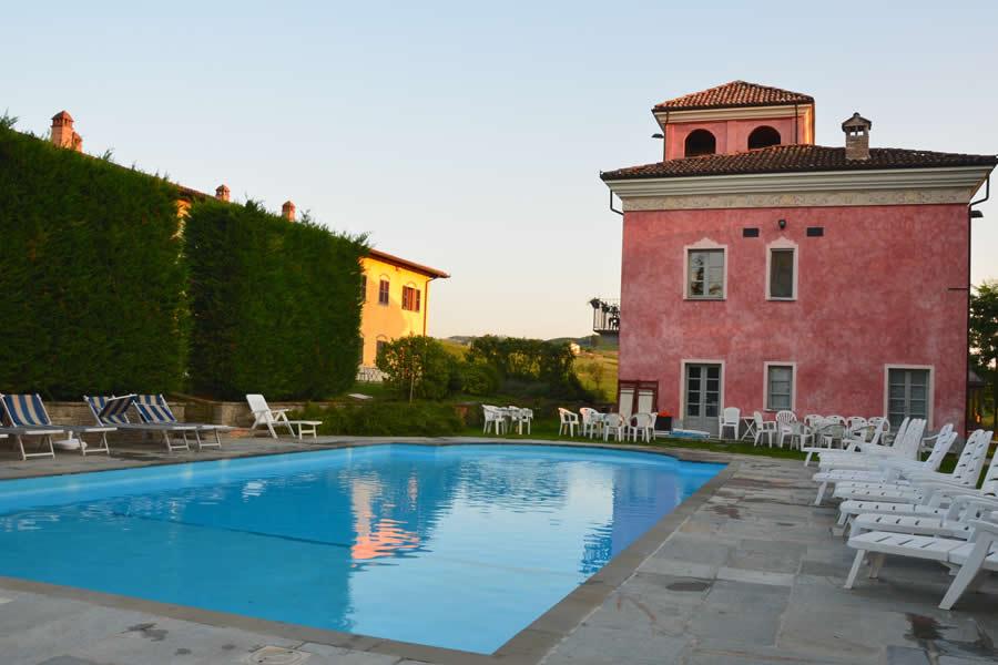 Tenuta La Romana Pool