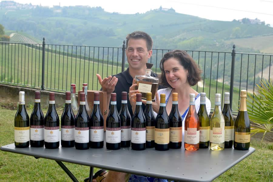 Wine Tasting Piedmont Montaribaldi