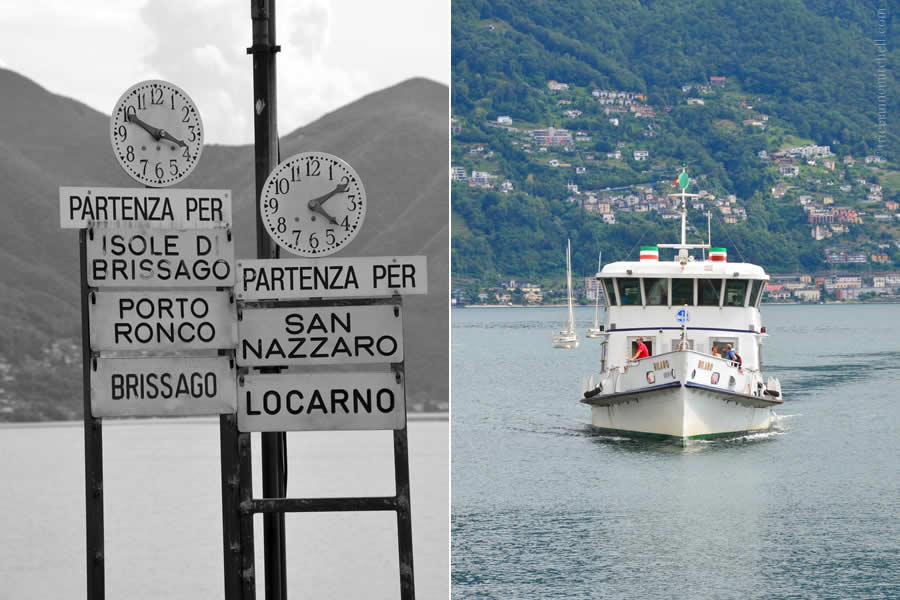 Brissago Islands Ferry