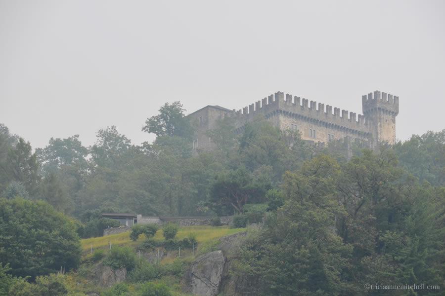 Castello Sasso Corbaro Bellinzona