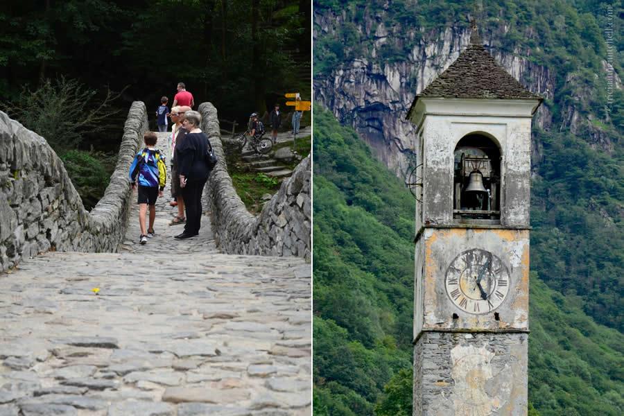 Lavertezzo Ponte dei Salti Ticino
