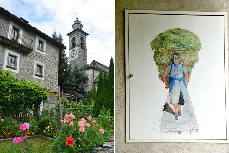 Rasa Ticino Switzerland