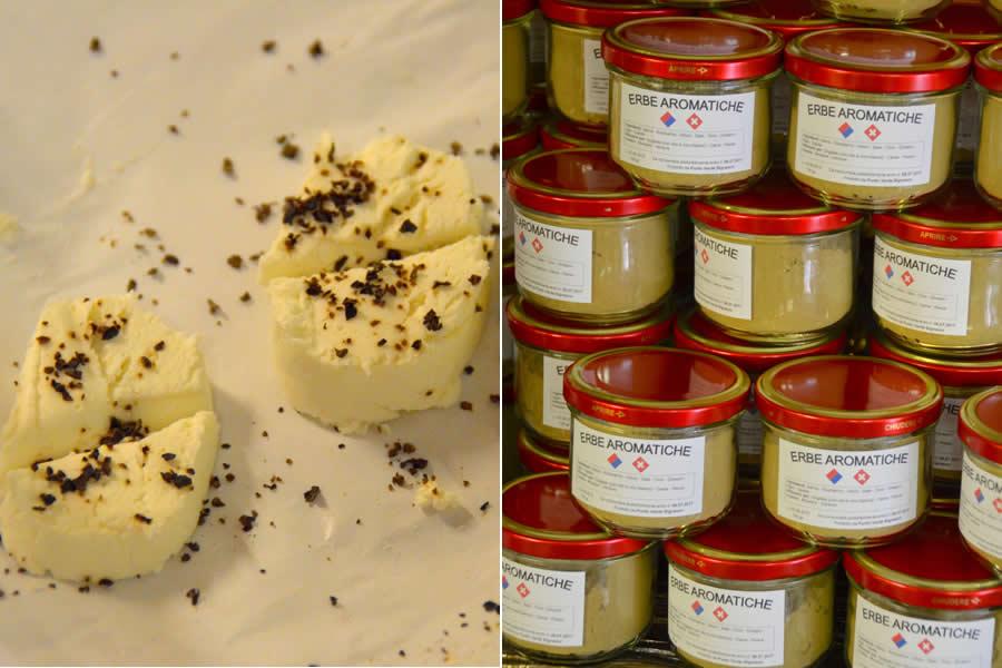 Ticino Cheese and Black Pepper