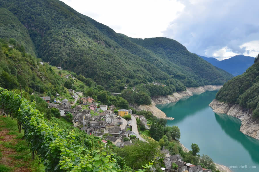 Vogorno Ticino Switzerland