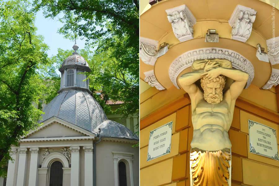 Architecture Subotica Serbia