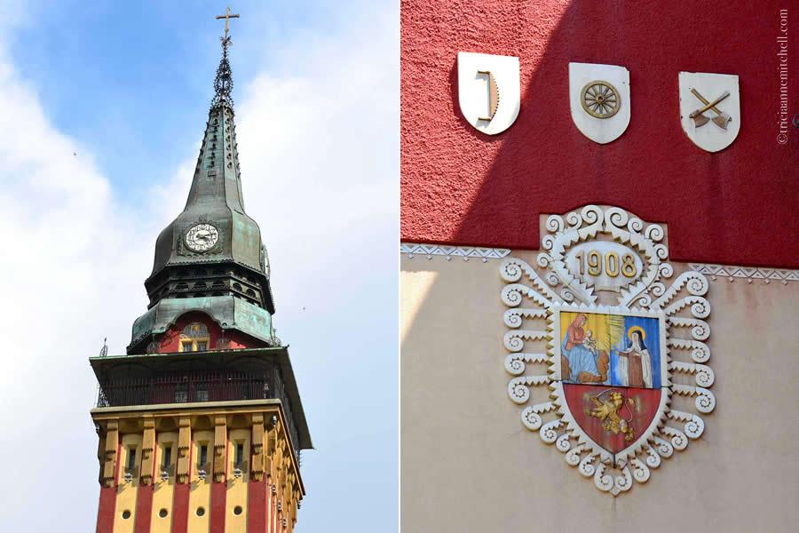 Subotica Serbia Town Hall Architecture