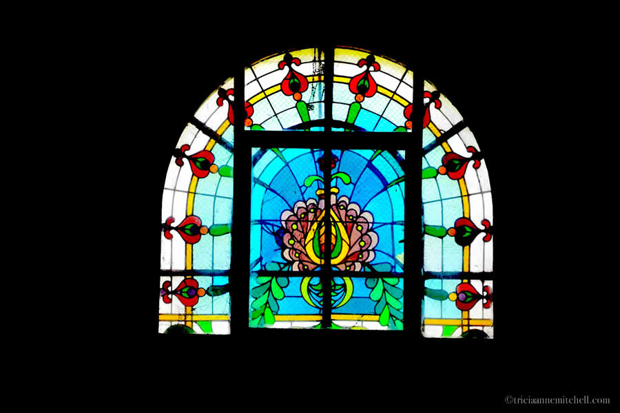 Subotica Synagogue Stained Glass