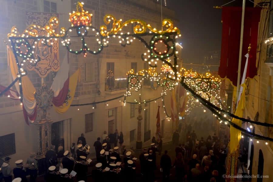 Band Malta Festa Cospicua Bormla Immaculate Conception