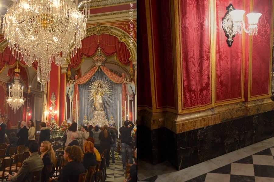 Cospicua Bormla Church Immaculate Conception