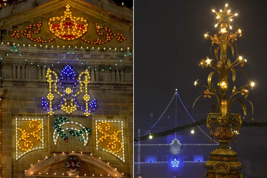 Festa Malta Cospicua Bormla Church Immaculate Conception