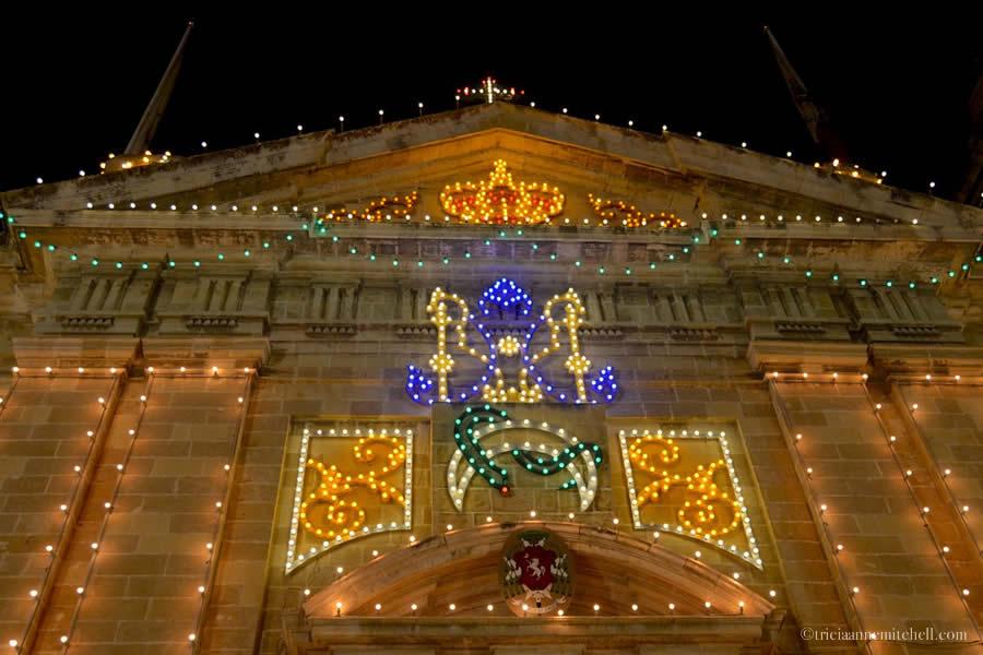 Malta Feast Cospicua Bormla Immaculate Conception