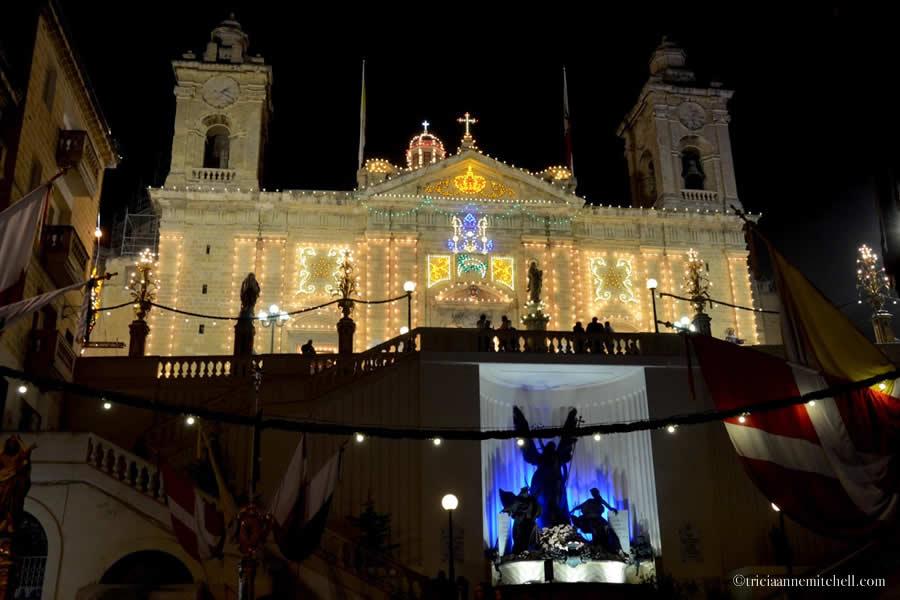 Malta Festa Cospicua Bormla Immaculate Conception