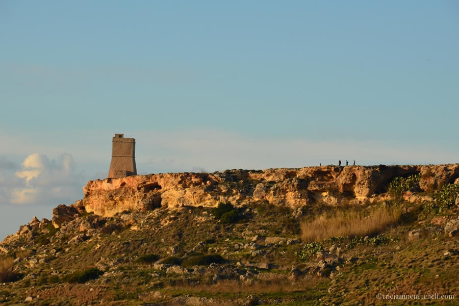 Lippija Tower Gnejna Bay Malta