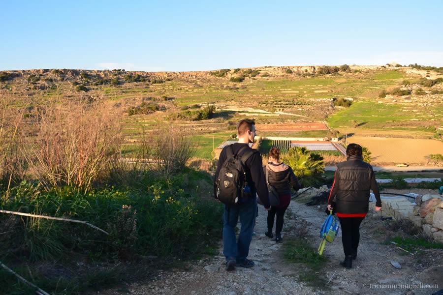 Malta ecotour Merill