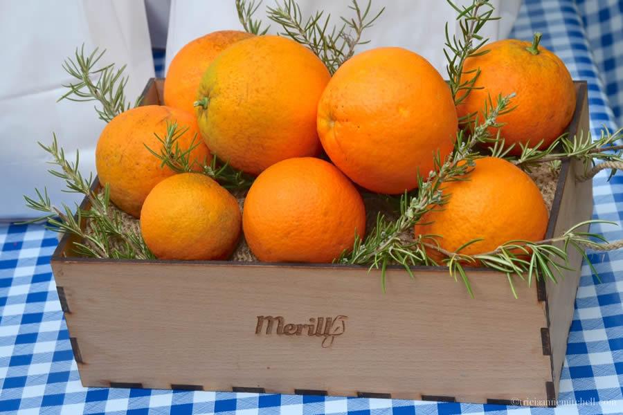 Maltese Oranges