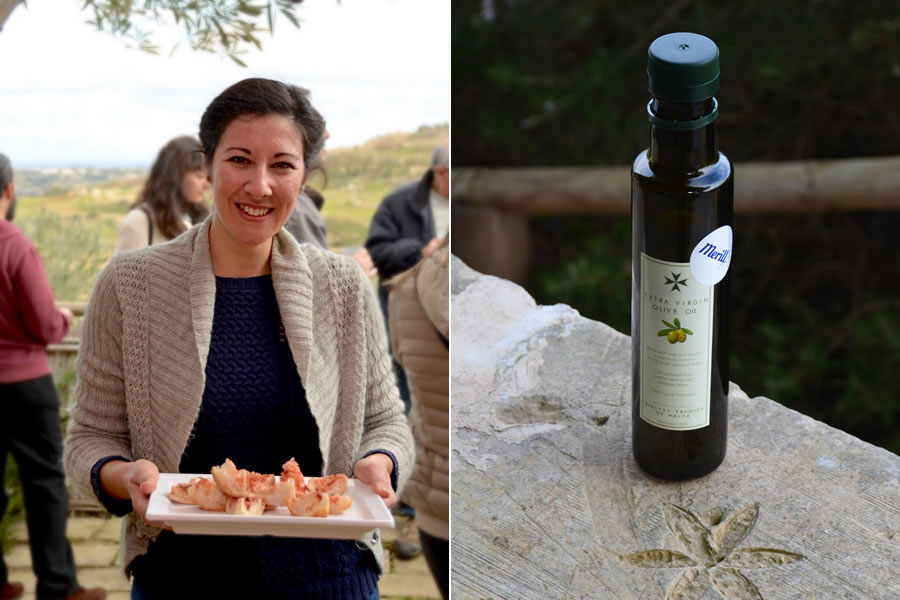 Merill Ecotour and Maltese Olive Oil