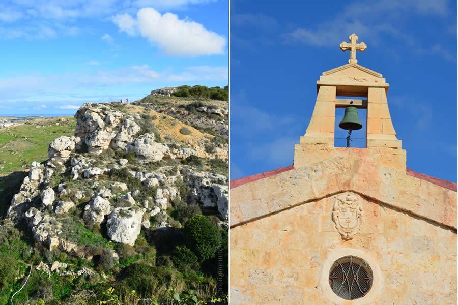 Lady of Itria Chapel Bingemma Gap Malta