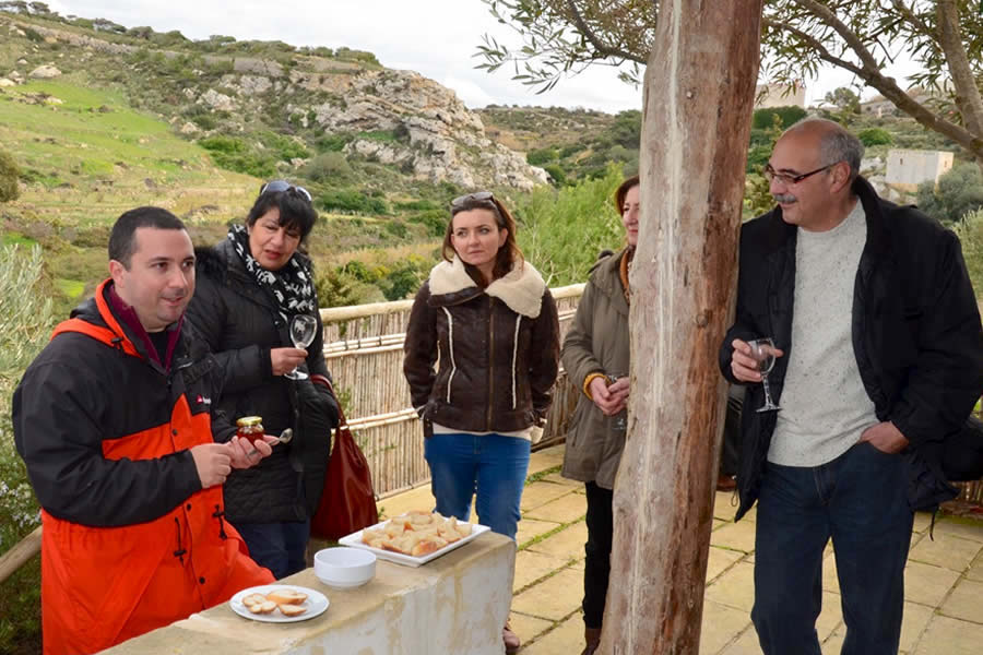 Malta ecotour group