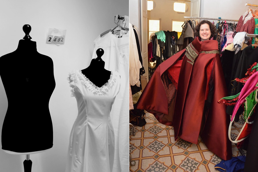 Manoel Theatre Costumes For Hire Rent Valletta