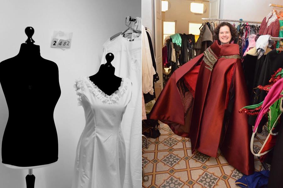 Manoel Theatre Costumes For Hire Rent Valletta