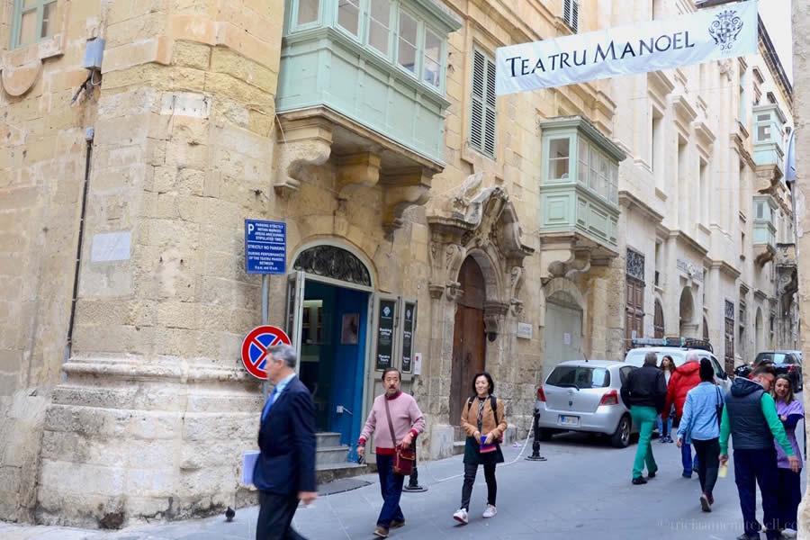 Manoel Theatre Valletta Malta