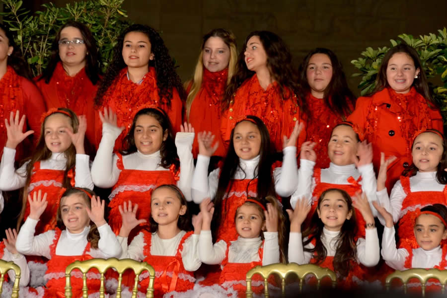Christmas Performance Valletta