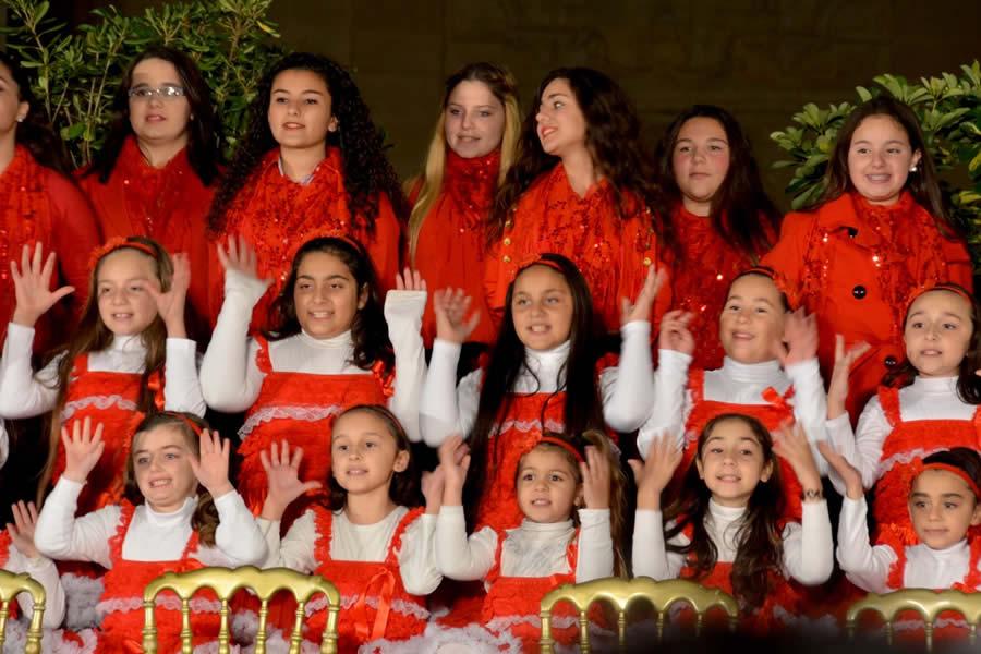 Christmas Performance Valletta
