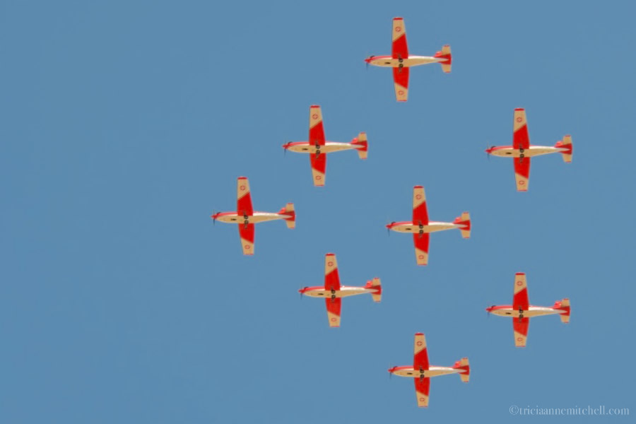Malta International Airshow Swiss Air Force