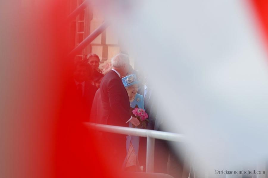 Queen Elizabeth Visit Malta 2015 CHOGM