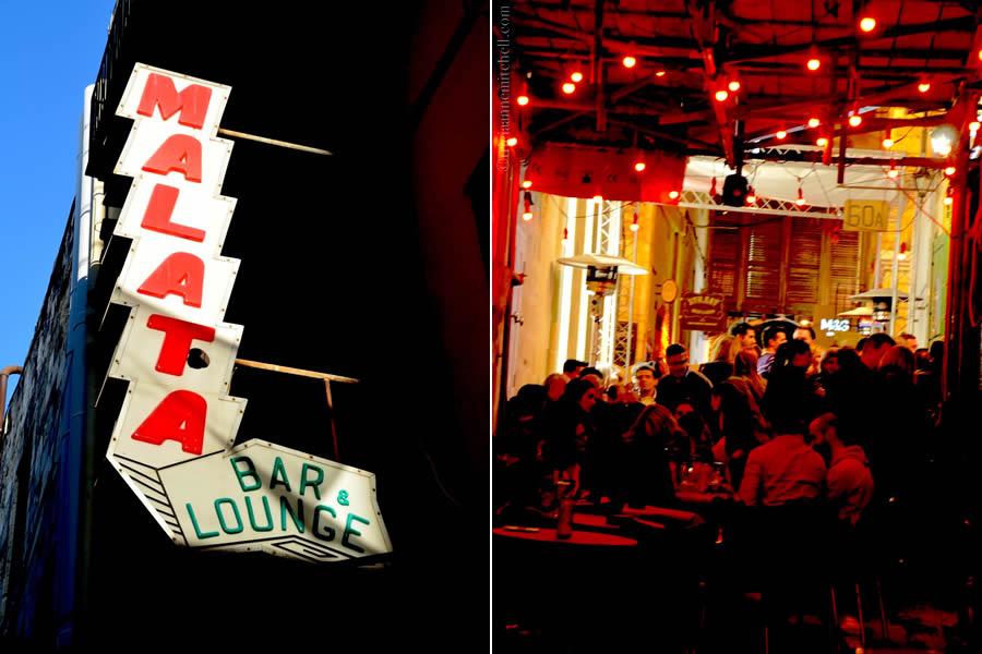 Strait Street Strada Stretta Valletta Malta Nightlife