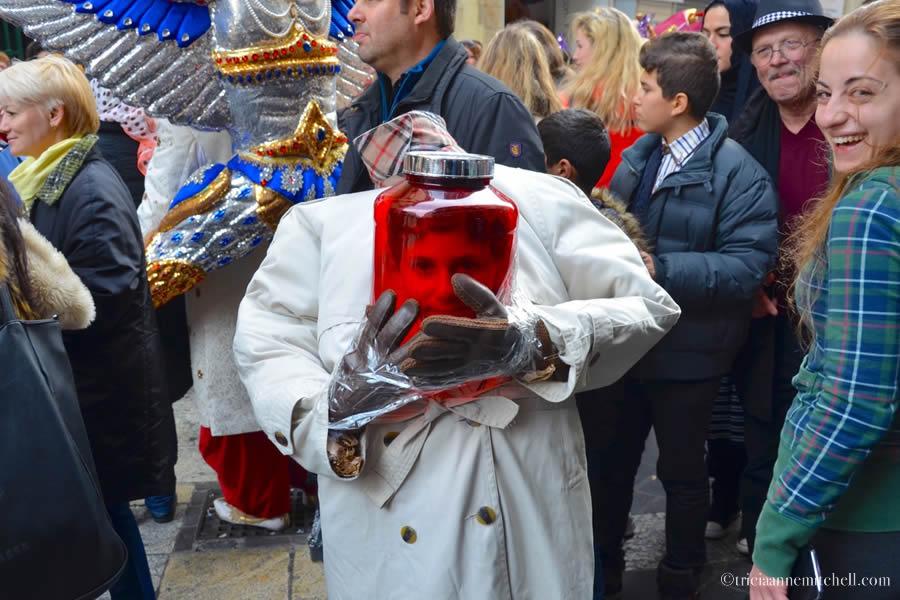 Valletta Carnival Parade Costumes