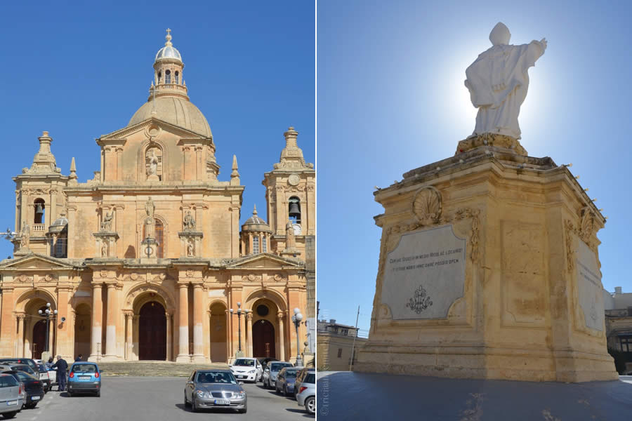 Siggiewi Church Malta