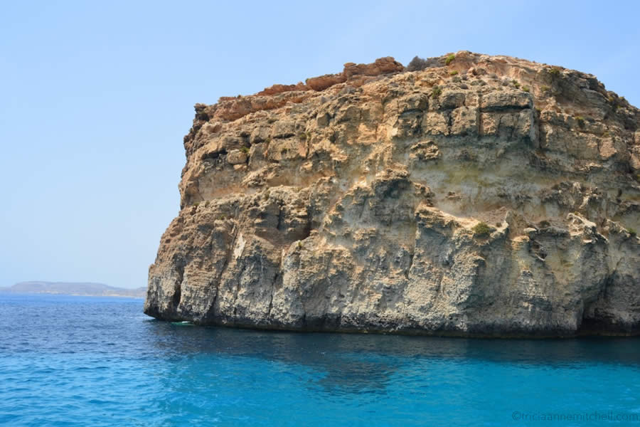 Malta Comino Sailing Crystal Lagoon