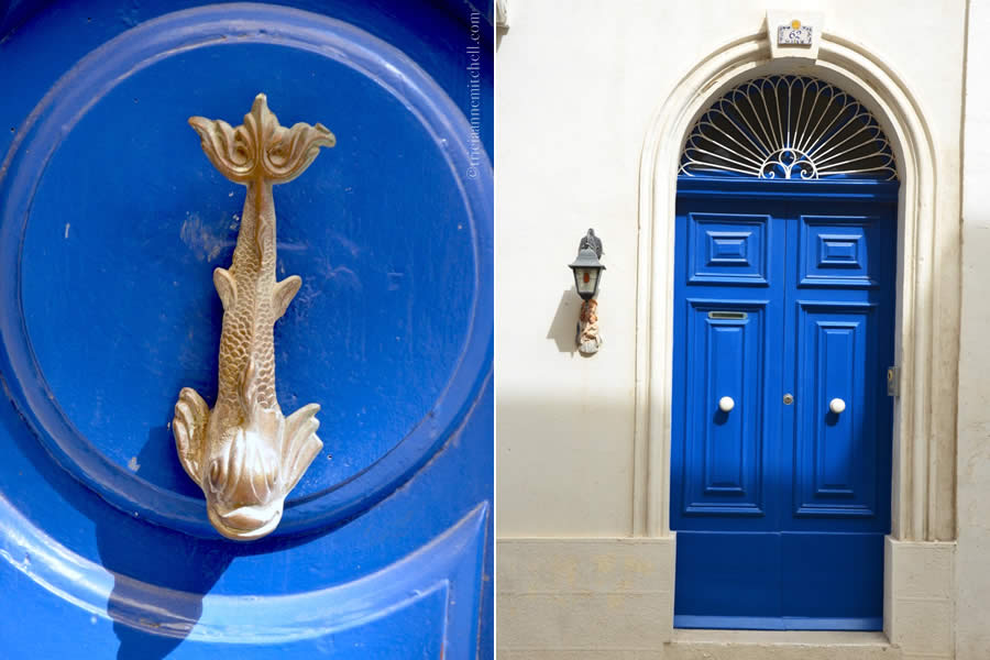 Malta Doorknocker and Door