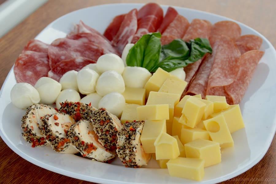 Maltese Food Nibbles Sailing Snack