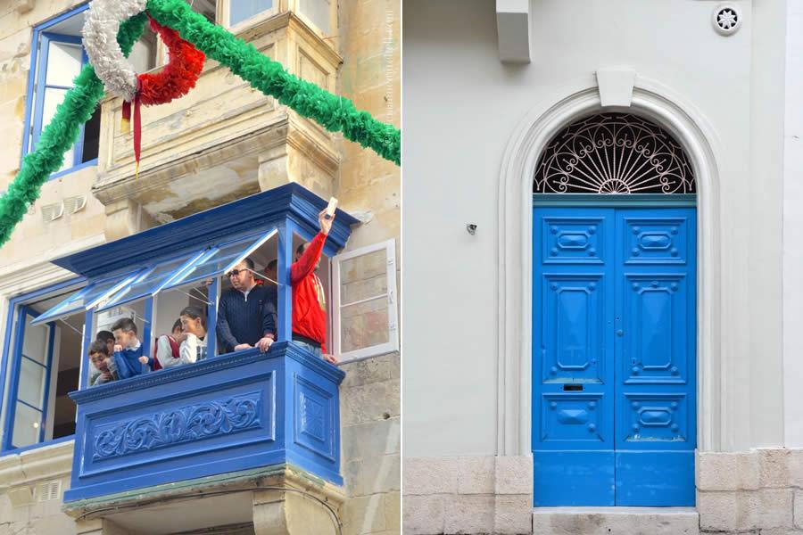 St. Paul Festa Gallarija Valletta Malta