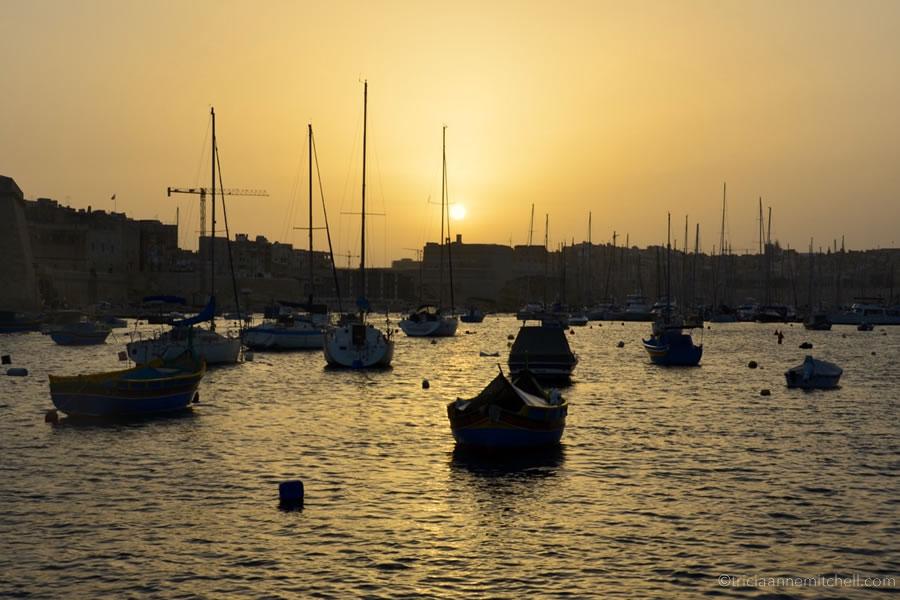 Sunset Boats Kalkara Marina Malta