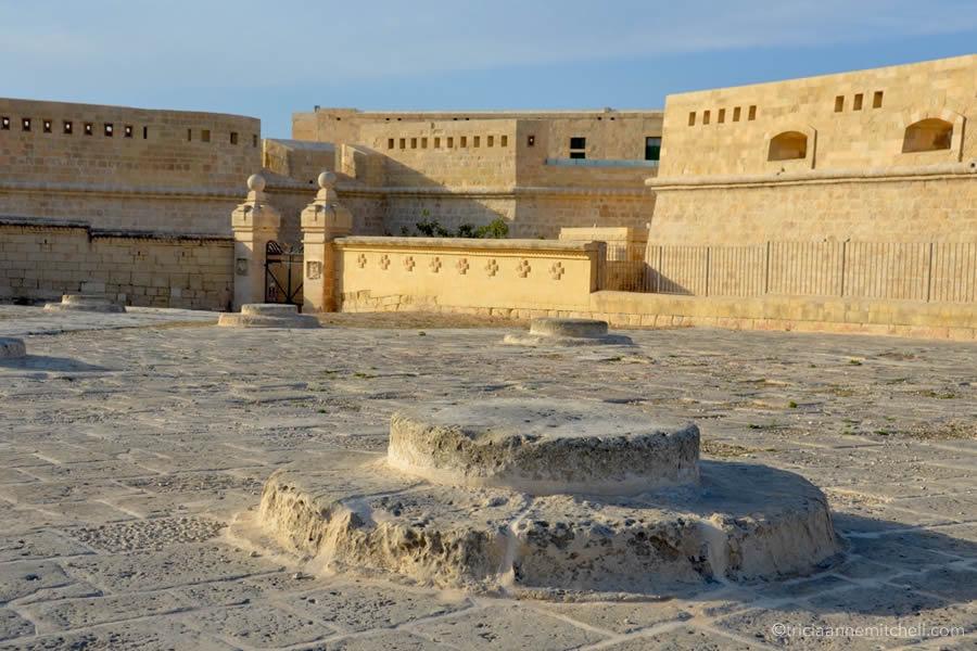 Fort Saint Elmo Valletta Malta