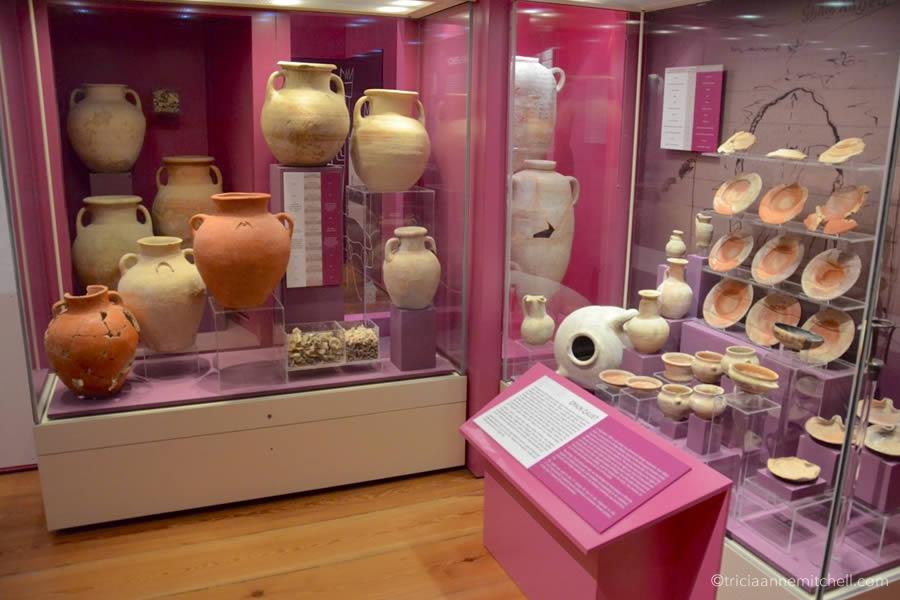 Malta Archaeology Museum Valletta