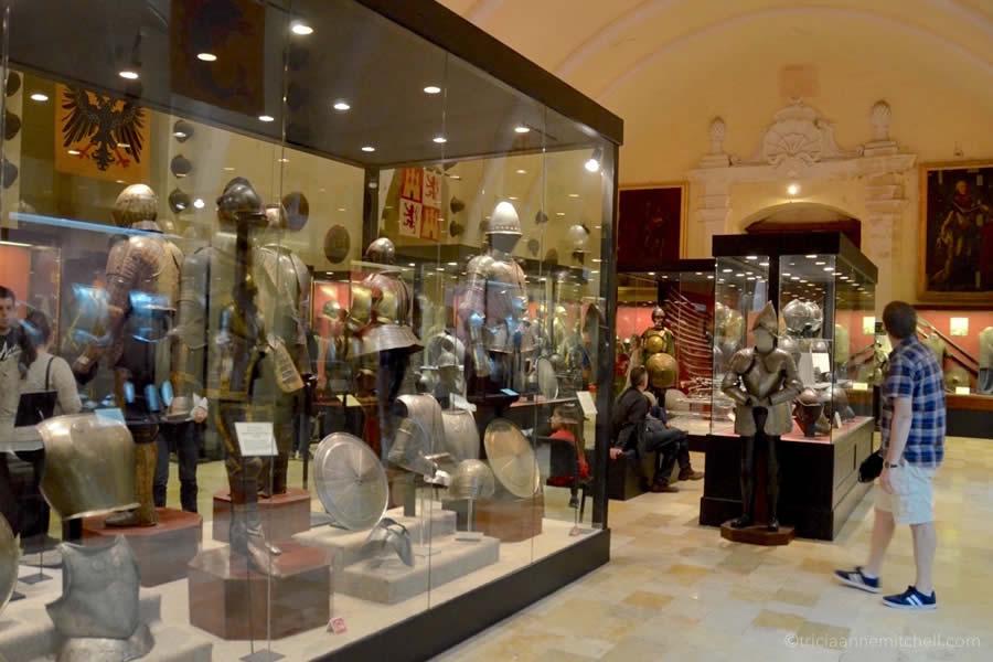 Palace Armoury Valletta Malta