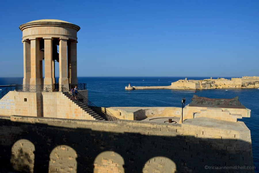 Siege Bell World War Memorial Valletta Malta
