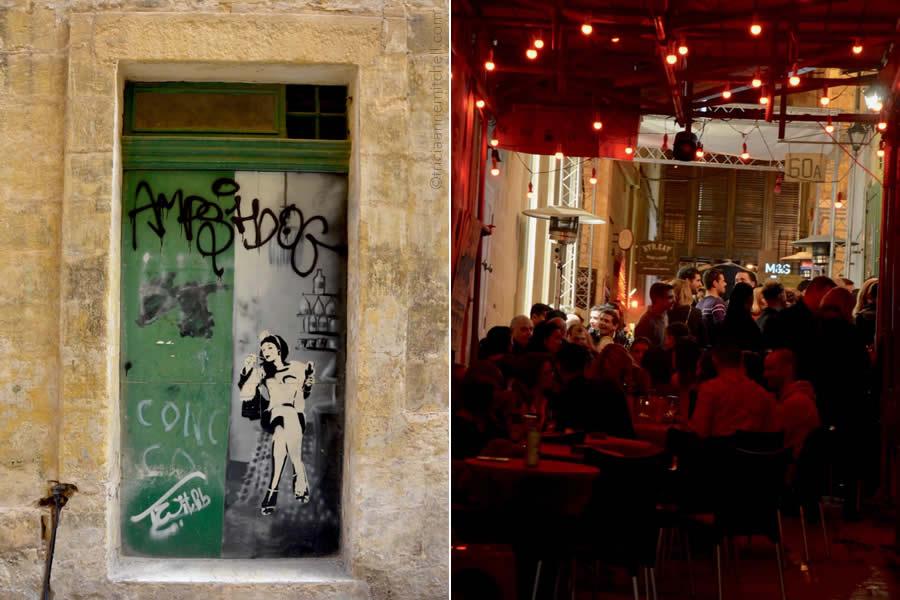 Strada Stretta Valletta Nightlife