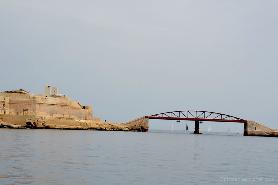 Valletta Breakwater Watchtowers