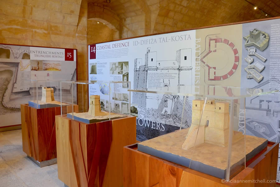 Fortification Interpretation Center Valletta