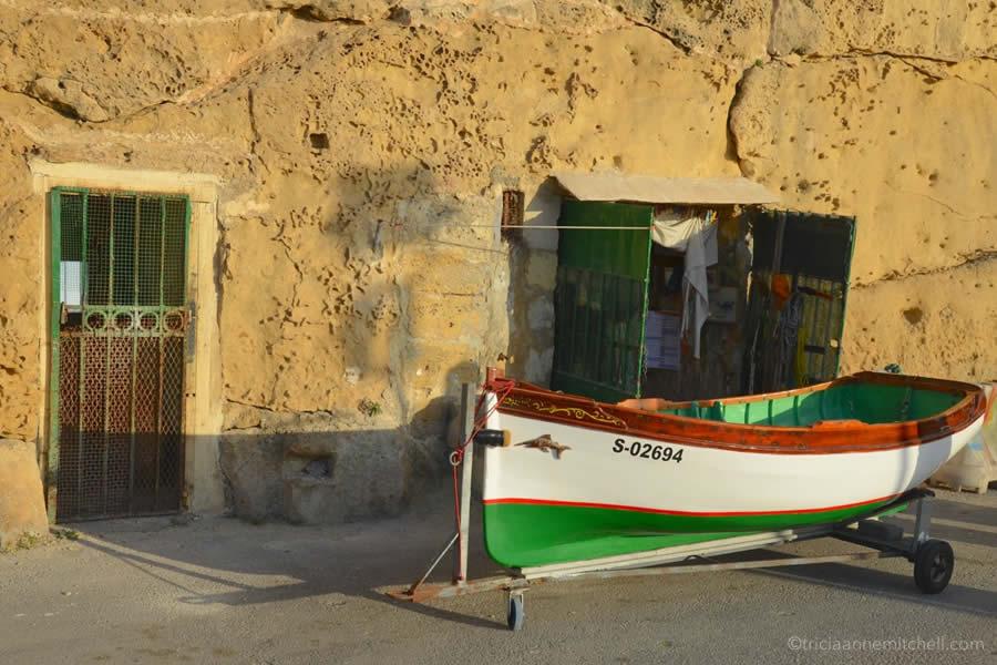 Valletta Malta World War Two bomb shelters