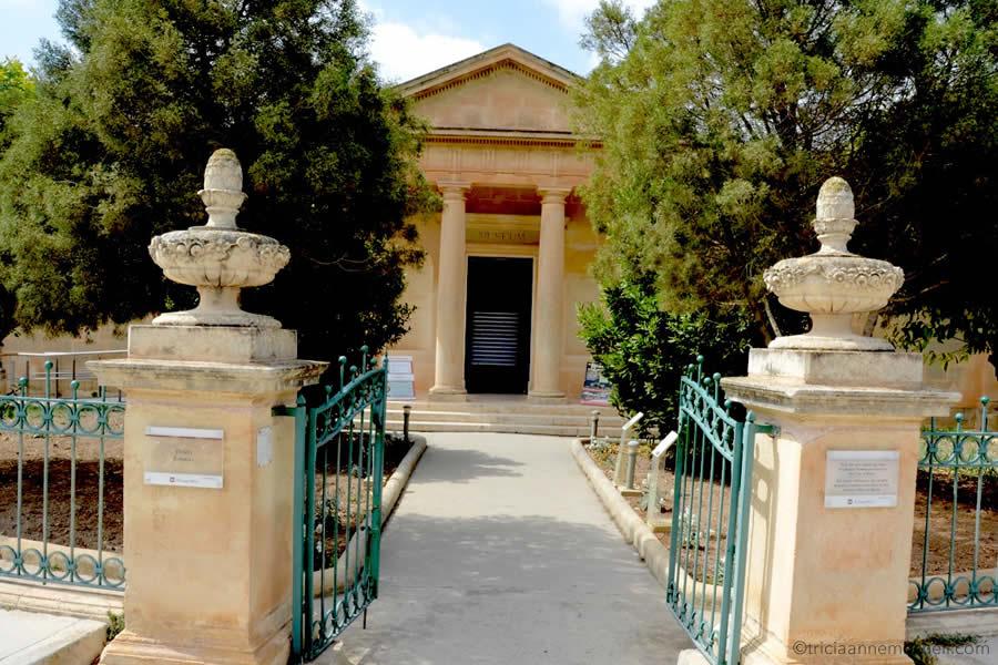 Domus Romana Roman Ruins Museum Malta