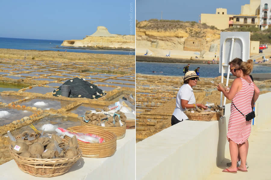 Sell Sea Salt Gozo Malta