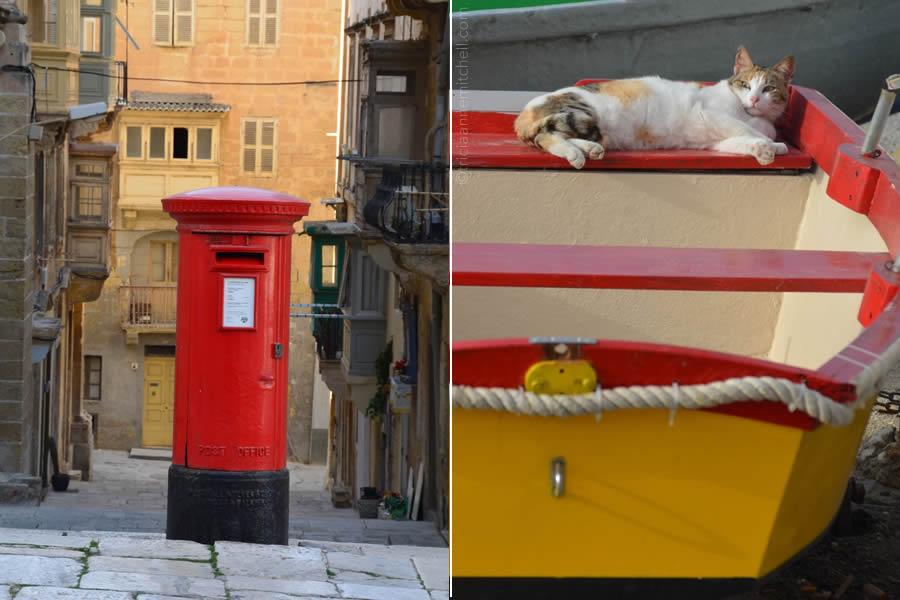 valletta-post-box-cat-malta