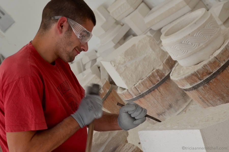 Sculpting Tomorrow's Artisans: The Stonemason School in